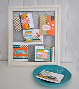 Create 2 each of these 5 designs with this great kit.