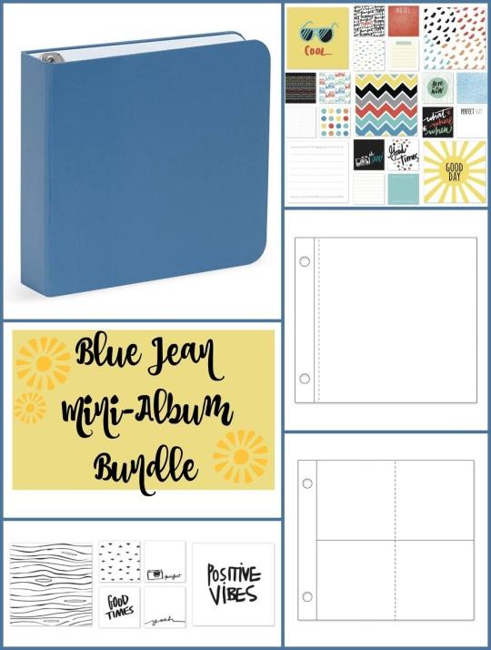 blue-jean-mini-album-bundle